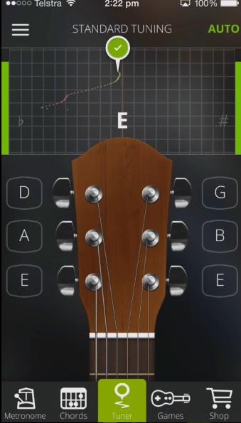Прога для настройки гитары на андроид